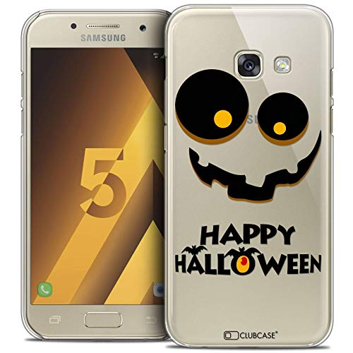 tzhülle Back Case Samsung Galaxy A5 2017 (A520) [Crystal HD Sammlung Halloween Design Happy - Flexibel - Ultra Fin - Auf Wunsch frisch in Frankreich gedruckt] ()