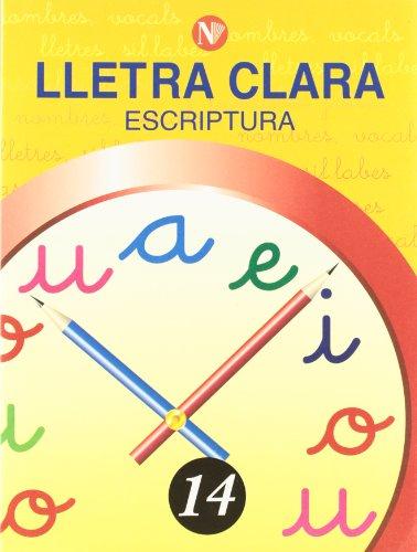Lletra Clara - Escriptura 14