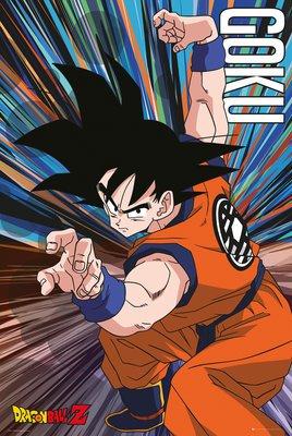 GB Eye Ltd, Dragon Ball Z, Goku Jump, Maxi Poster