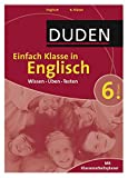 Einfach klasse in Englisch 6. Klasse: Wissen - Üben -Testen - Petra Nagel, Linda Strehl