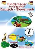Kinderlieder in zwei Sprachen – Deutsch – Slowenisch
