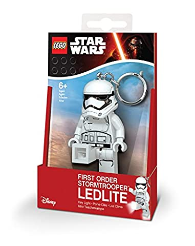 Lego Lights IQLGL-KE94 Star Wars Episode VII First Order Stormtrooper Key Light