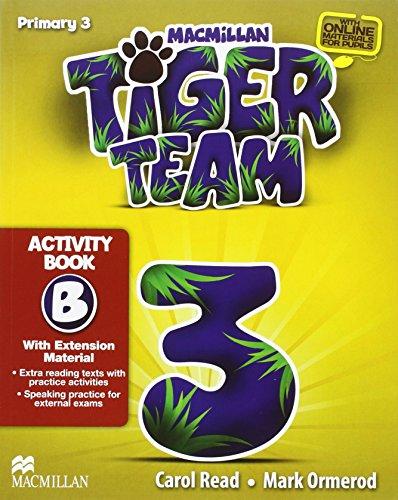 TIGER 3 Ab B Pk 2014 - 9780230475724