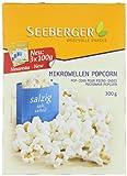 Seeberger Mikrowellen Popcorn Salzig, 3er Pack (3 x 300 g) - 2