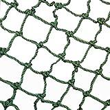 Nylon Plante Escalade Net de Croissance, Escalier de Balcon Extérieur for Animaux de...