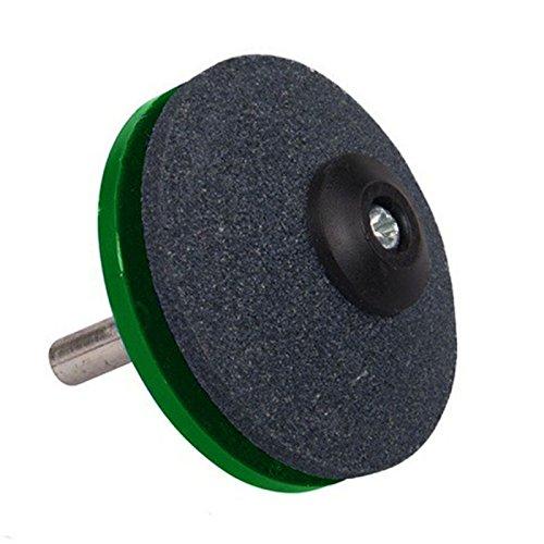 ProBache - Affûteur pour lame de tondeuse affûteuse débroussailleuse, à monter sur perceuse