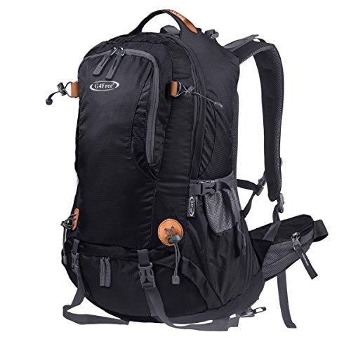 51sWsiwKB%2BL. SS500  - G4Free 50L Rucksack Hiking Backpack Mountaineering Bag Waterproof Travel Camping Trekking Daypack Outdoor Sports…