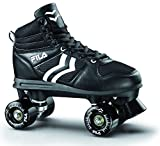 Fila Verve Roller Skate pour Homme, Noir, 36