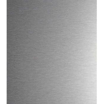 cr dence magn tique inox bross 1 mm 90 x 80 cm plakinox gros lectrom nager. Black Bedroom Furniture Sets. Home Design Ideas