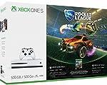 Microsoft Xbox One S 500 Gb + Rocket LeagueMicrosoft Cons. XBOX1 S ZQ9-00326 500Gb+Rocket LeaSpecifiche:PiattaformaXbox One STipo di Drive OtticoBlu-RayProcessore IntegratoAMD JaguarProcessore GraficoAMD RadeonRAM Installata8000 MBTipo di RAMDDR3Capa...