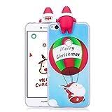 CaseLover Huawei P8 Lite 2017 Hülle, Silikon Handy Case Slim Fit Handyhülle Tasche Flexibel Weich Hülle Schutz Cove für Huawei P8 Lite 2017 (5,2