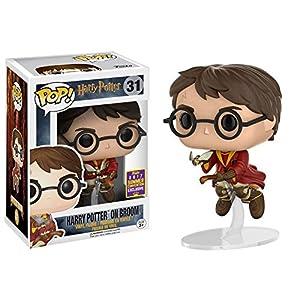 Funko Pop Harry en la escoba (Harry Potter 31) Funko Pop Harry Potter