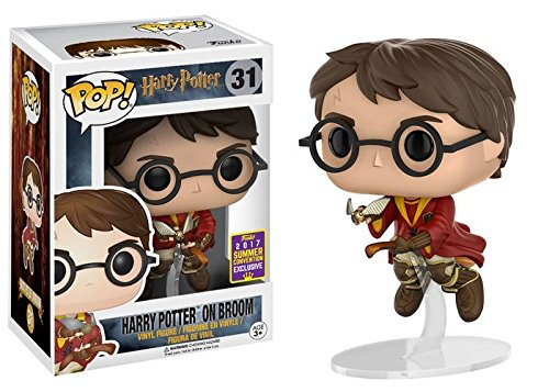 Funko Pop Harry en la escoba (Harry Potter 31) Funko Pop Harry Potter