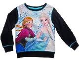 Frozen - Die Eiskönigin Disney Pullover Mädchen Anna und ELSA (104)