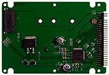 NGFF M.2 b+m Key SSD zu Mini-IDE 44pin Adapter ST5113 M-Ware® ID14977
