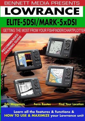 LOWRANCE ELITE-5 DSI FISHFINDER/CHARTPLOTTER MARK-5x DSI (Amazon Dsi)