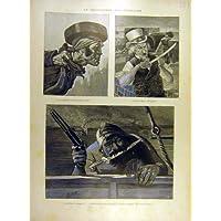 Sciovinismo Spagnolo degli Stati Uniti di Zio Sam di 1898 Pirati
