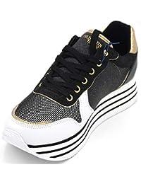 Amazon.it  Trussardi Jeans - Sneaker   Scarpe da donna  Scarpe e borse 98484e5e402