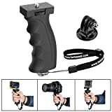 Fantaseal Poignée Grip Robuste, Portable Caméra Monopode Ergonomique Support pour...
