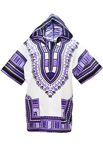 lofbaz-robe-chemise-unisexe-africaine-traditionnelle-imprim-dashiki-design-1-blanc-et-violet-m