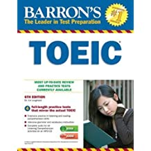 Barron's TOEIC with MP3 CD, 6th Edition 6th (sixth) by Lougheed, Dr. Lin (2013) Paperback