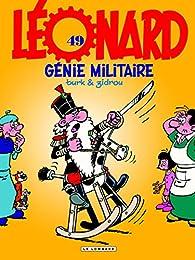 Léonard, tome 49 : Génie militaire par  Zidrou