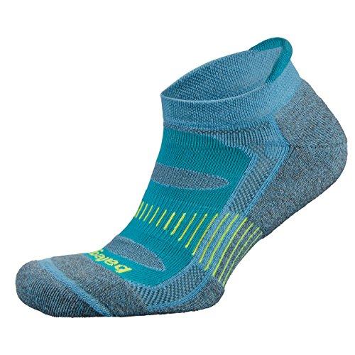 Balega Blister Resist No Show Socken für Damen und Herren (1 Paar), Damen Unisex-Erwachsene Herren, Blau (Dynamic Blue), Medium
