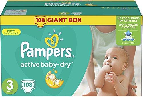 108-pannolini-pampers-active-baby-dry-midi-gr-3-4-9-kg-per-giorno-e-notte-con-blocco-l-erogatore-nel