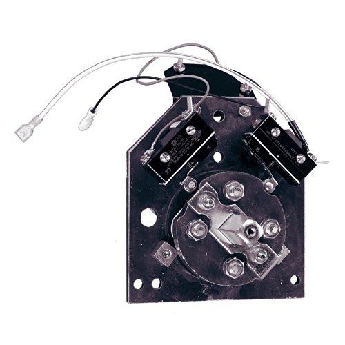 EzGo Konsole Teller Aufkleber mit Scheinwerfer Indikator (Scheinwerfer Für Golf-carts)