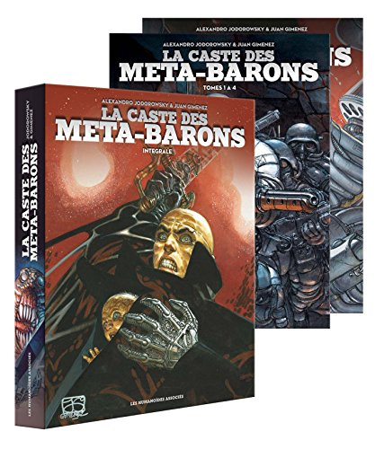 La caste des Mta-Barons, Intgrale :
