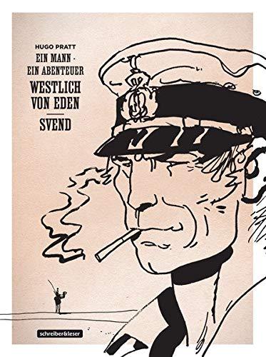 Ein Mann - Ein Abenteuer: 2. Westlich von Eden - Svend (Klassik-Edition in Schwarz-Weiß) (Ein Mann, ein Abenteuer – Klassik Edition)