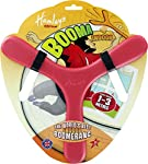 The Booma Indoor Boomerang from Hamleys has a flight range of 1-3 meters. Throw it, watch it come back, catch it and repeat the fun all again for hours of indoor fun.Launch it with a snap of the wrist and give the boomerang as much spin as possible. ...