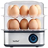 Best Egg Boilers - VonShef Premium Electric Egg Boiler for 16 Eggs Review
