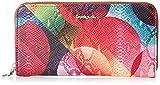 Desigual Damen Geldbörse Portemonnaies MERCURY FIONA Mehrfarbig 18WAYP11-3016