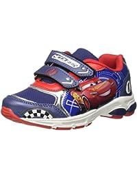 Cars Jungen Running Light Niedrige Sneaker