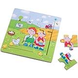 Haba 5579 Entdecker Puzzle Bauernhof [Spielzeug] [Spielzeug] [Spielzeug]