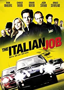 The Italian Job (Full Screen Edition) [Import USA Zone 1]