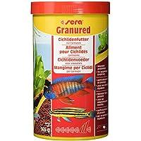 sera 00406 granured 1000 ml - Das farbverstärkende Granulat für kleinere Fleischfressende Cichliden