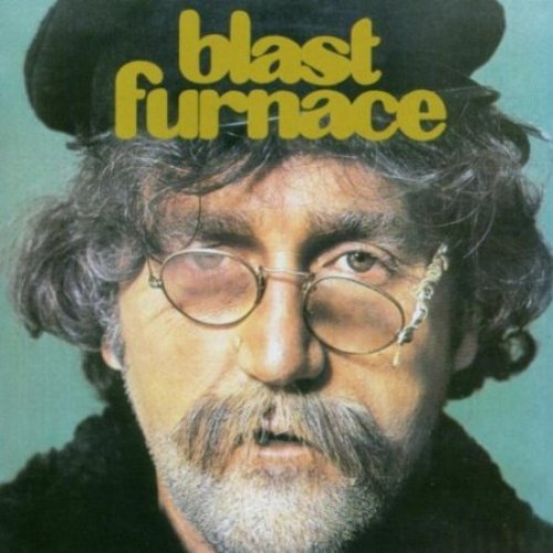 Blast Furnace - CD 1971 Danish Progressive Longhair