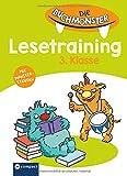 Lesetraining 3. Klasse (Die Buchmonster)