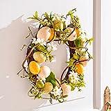Unbekannt Deko-Kranz Frohe Ostern