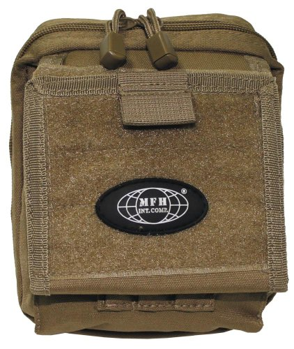 MFH Kartentasche 'MOLLE' 30604 Unisex Tasche Coyote Tan