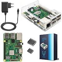 V-Kits Raspberry Pi 3 Model B+ (PLUS) Starter Kit Basic –Edizione Presa EU