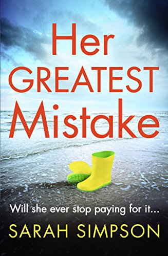 Her Greatest Mistake by [Simpson, Sarah]
