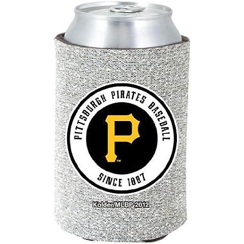 Pittsburgh Pirates Glitter Kolder Kaddy Can Holder