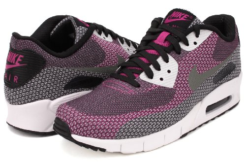 Nike Air Max 90 Jacquard 631750 Herren Sneaker grau,schwarz