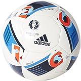 adidas Euro16 Sala5X5 - Balón, color blanco / azul /rojo, talla 3