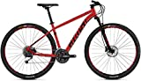 Ghost Kato 4.9 Mountain Bike, riot red/night black, XL