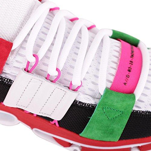 adidas Herren Twinstrike ADV Fitnessschuhe, Weiß schwarz (Negbas / Ftwbla / Escarl 000)