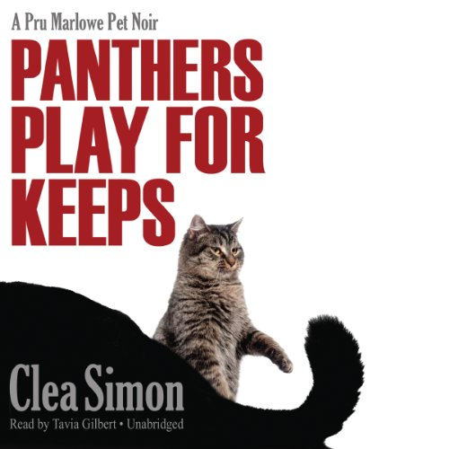 Panthers Play for Keeps  Audiolibri